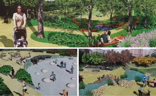 La ampliación del Parque del Príncipe de Cáceres comenzará antes del verano