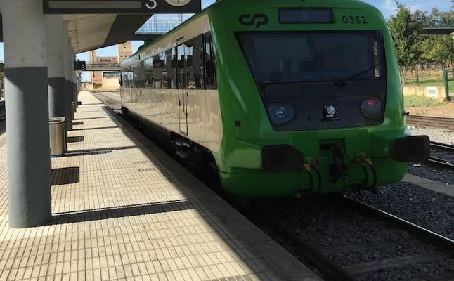 El tren portugués, despacito