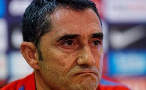 Valverde: «Es bueno que haya una rivalidad pasada con el Chelsea»