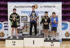 Marlon López hace historia en el Estatal de Valladolid