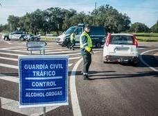 Siete conductores dan positivo en alcohol y 19 en drogas en los controles con motivo del Carnaval en Campo Arañuelo
