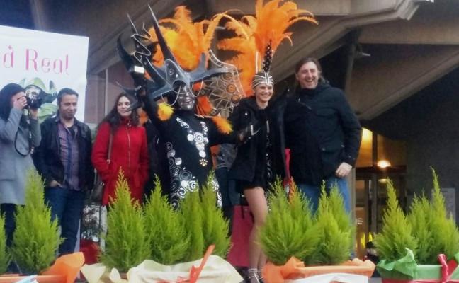 Vértigo, octava en el desfile de carnaval de Ciudad Real
