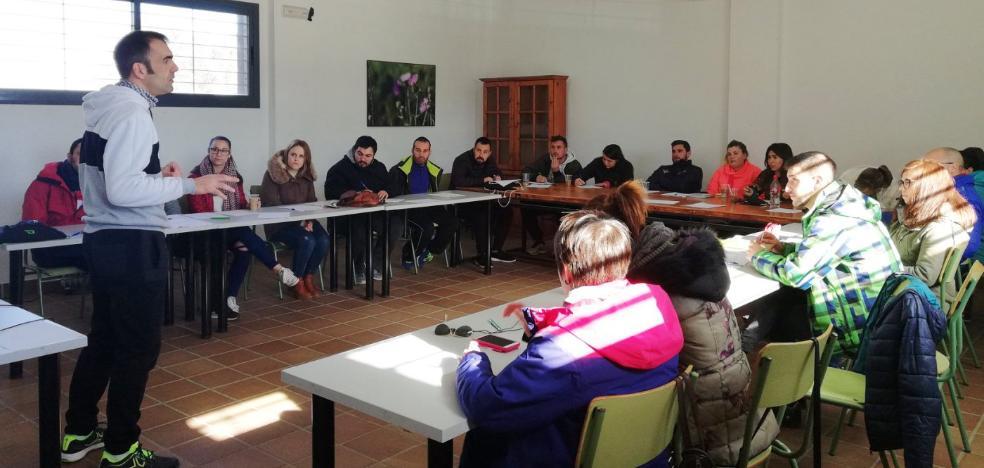 La Asociación Minerva de Don Benito inicia una nueva edición de su programa de voluntariado