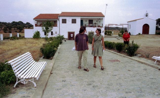 El balneario de Brozas, cerrado por no hallar empresa adjudicataria