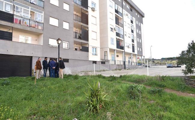 El Ayuntamiento de Plasencia acepta asumir el mantenimiento de parte del PIR Los Monges