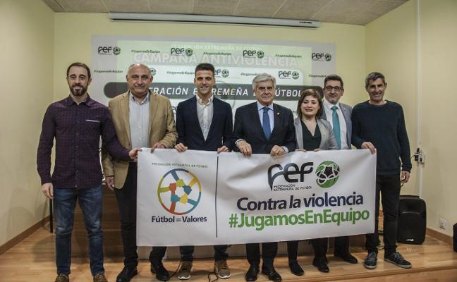 Los árbitros suspenderán partidos en la región por insultos y altercados