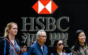HSBC multiplica por ocho sus beneficios en 2017 hasta 7.820 millones de euros