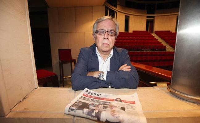 Miguel Murillo preestrena 'Dónde estás, Lucía' hoy en la RUHC