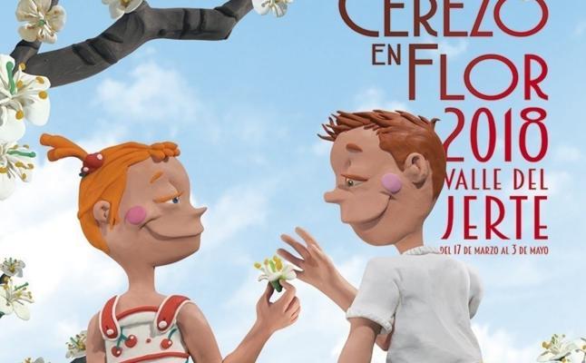 El cartel de Cristóbal Aguiló anunciará el Cerezo en Flor 2018