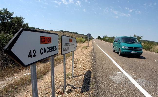 Ir de Cáceres a Badajoz