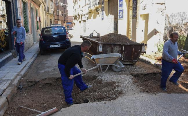 Una tubería de Vasco Núñez se rompe otras dos veces en 15 horas