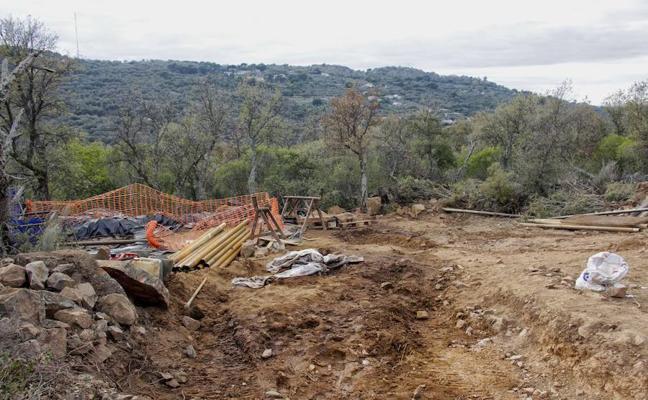 La Junta inspecciona la zona de la mina de litio y concluye que la empresa ha cumplido