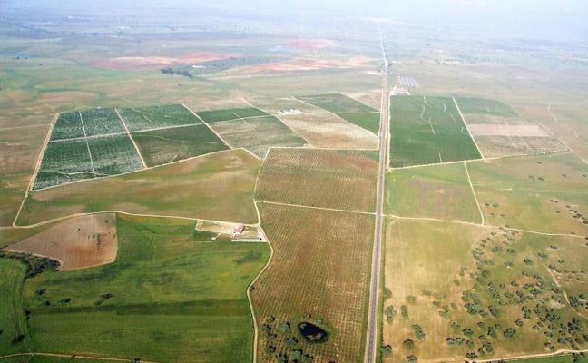 La Junta insiste en que sí hará el regadío de Tierra de Barros