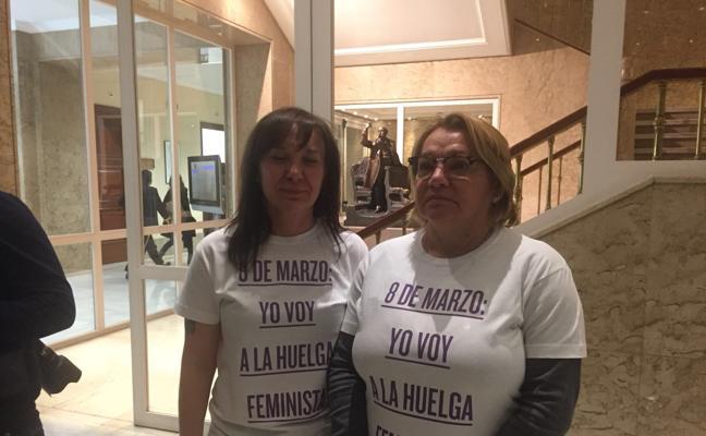La huelga feminista divide a las mujeres en política