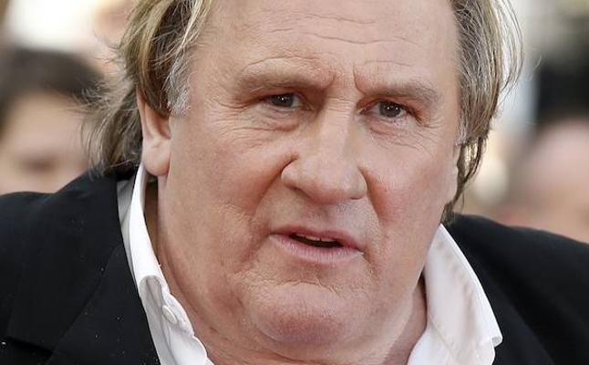 Depardieu ahora se mudará a Argel