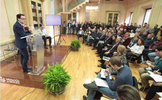 Badajoz será territorio inteligente para la eliminación de la brecha digital entre lo urbano y lo rural