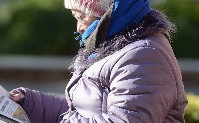 Descenso acusado de las temperaturas en Extremadura a partir de mañana