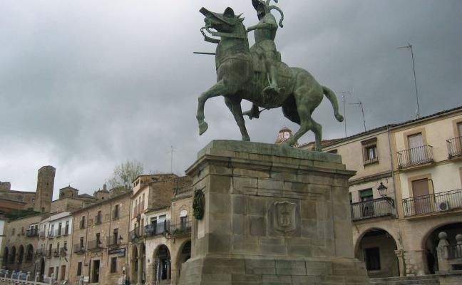 Pizarro no cuidaba cerdos