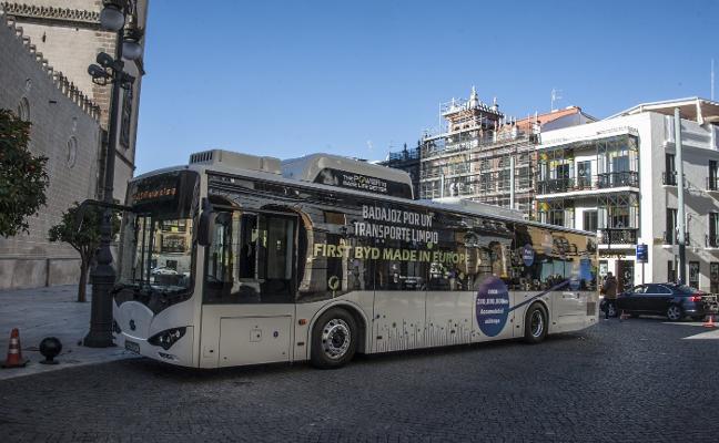Badajoz busca el autobús eléctrico perfecto