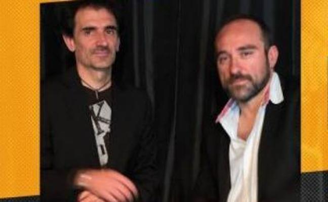 'Guitar dúo', esta noche en la Sala Dos del Gran Teatro