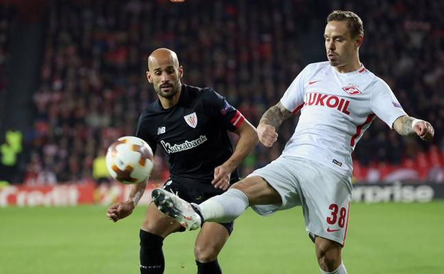 Athletic-Spartak, en directo