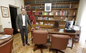 El subdelegado del Gobierno en Cáceres afirma que el incendio en la cárcel «es un hecho aislado»