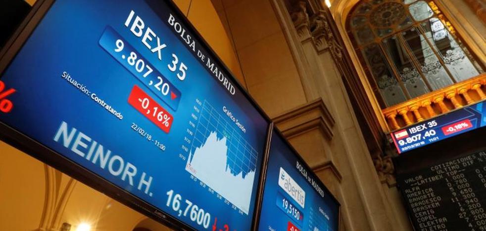 Telefónica y Dia convierten al Ibex en el más rentable de la jornada