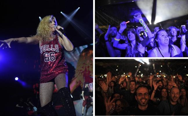 La Alcazaba de Badajoz acogerá el 27 de julio el concierto 'Love the 90's'