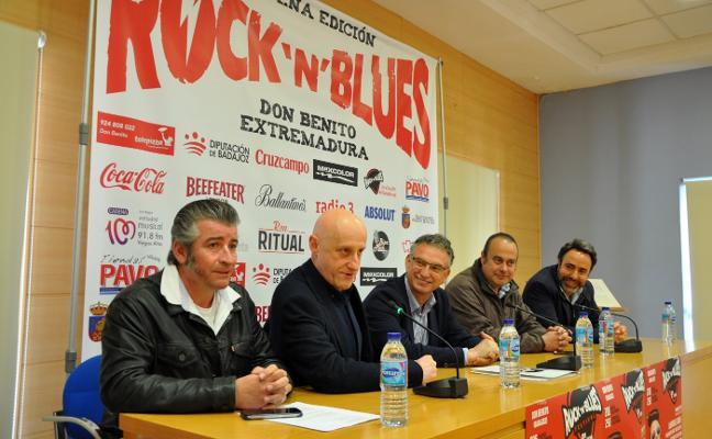 Los Secretos, Seguridad Social e Ilegales encabezan el Rock 'n' Blues Festival de Don Benito