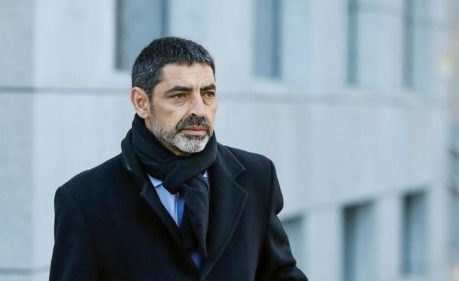 La Fiscalía pide libertad bajo fianza de 50.000 euros para Trapero