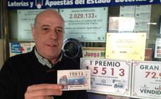 Una administración de Mérida reparte 900.000 euros de la Lotería Nacional