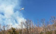 La Junta aconseja suspender la quema de restos este fin de semana para evitar incendios