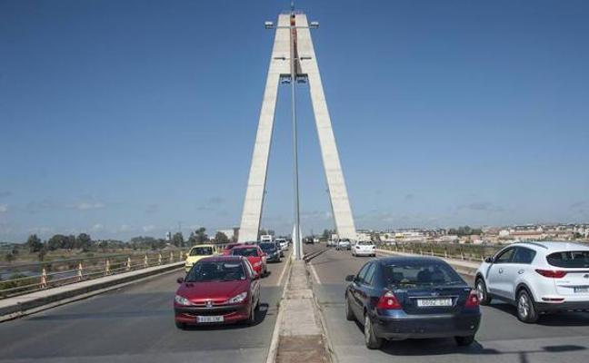 Badajoz espera recaudar 7,1 millones con el rodaje de 104.233 vehículos