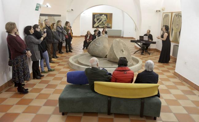 El museo Pedrilla acoge 'Voces del museo'