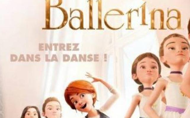 Cine familiar en Maltravieso Capitol con 'Ballerina'