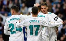 La unión del vestuario rehabilita al Real Madrid
