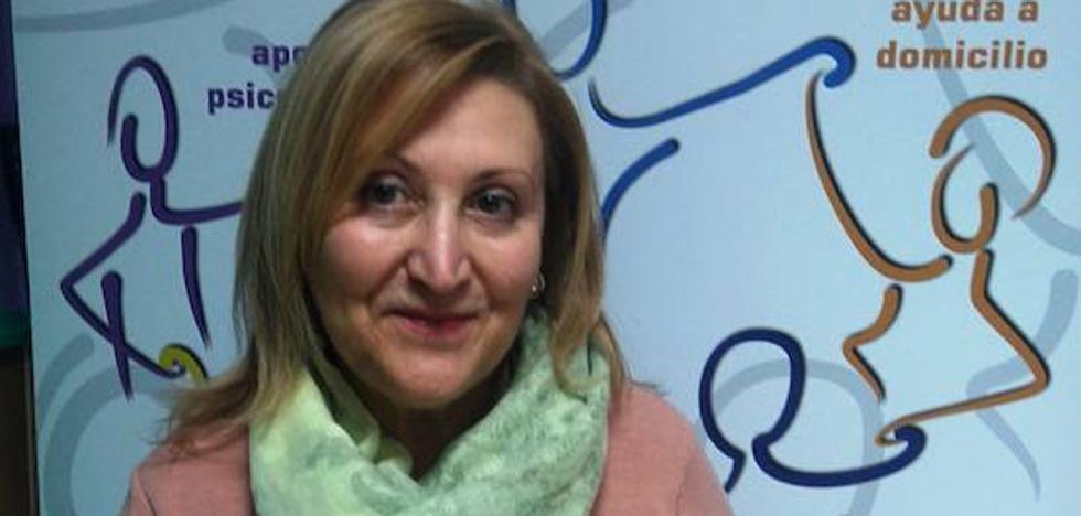 Isabel Rolán: Una solidaridad que viene de familia