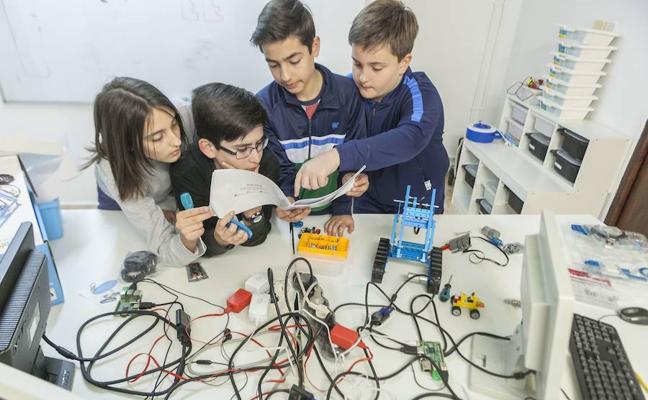 'Yo hago robots' ofertará talleres en los colegios de Badajoz