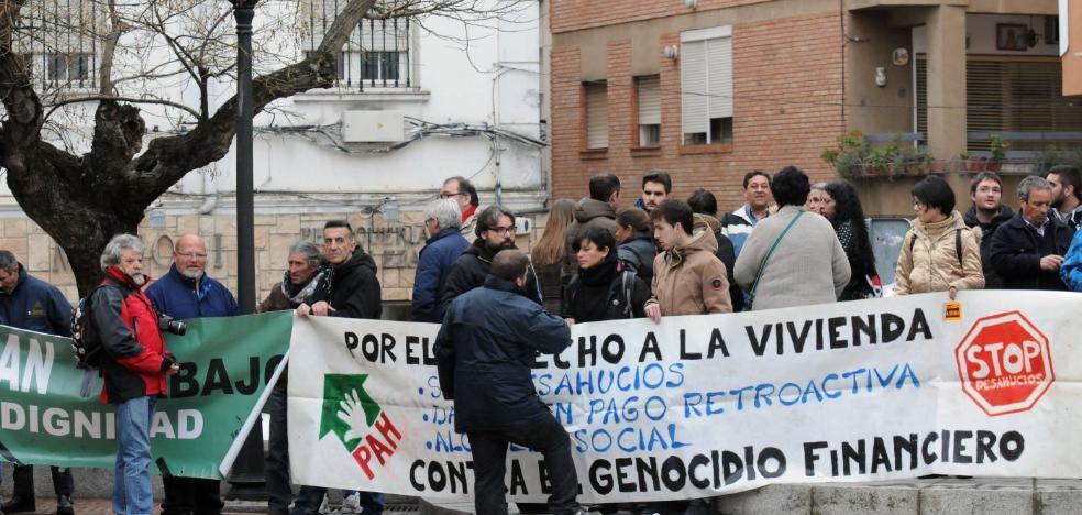 La Junta dará hasta 260 euros de ayuda a desahuciados por impago de alquiler