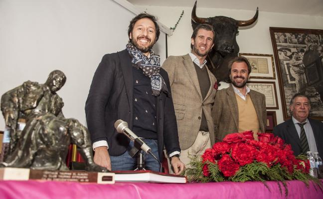 Solís, Lancho y Moreno cierran la semana taurina