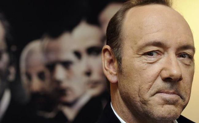 La fundación del actor Kevin Spacey se disuelve por los escándalos sexuales