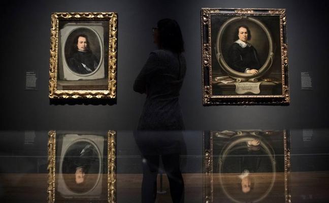 Los dos autorretratos de Murillo, juntos por primera vez en Londres