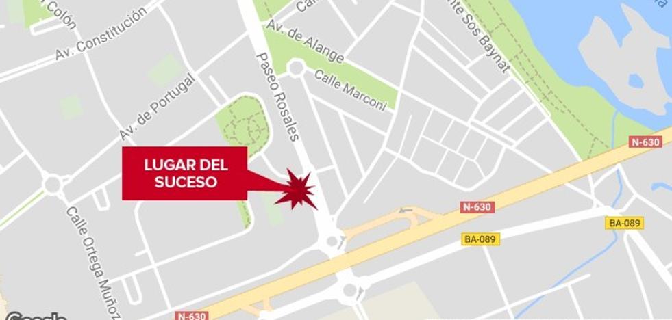 Una mujer de 40 años, grave tras ser atropellada en Mérida
