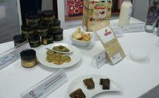 Mermelada de aceite de oliva virgen extra con espirulina 'made in' Extremadura