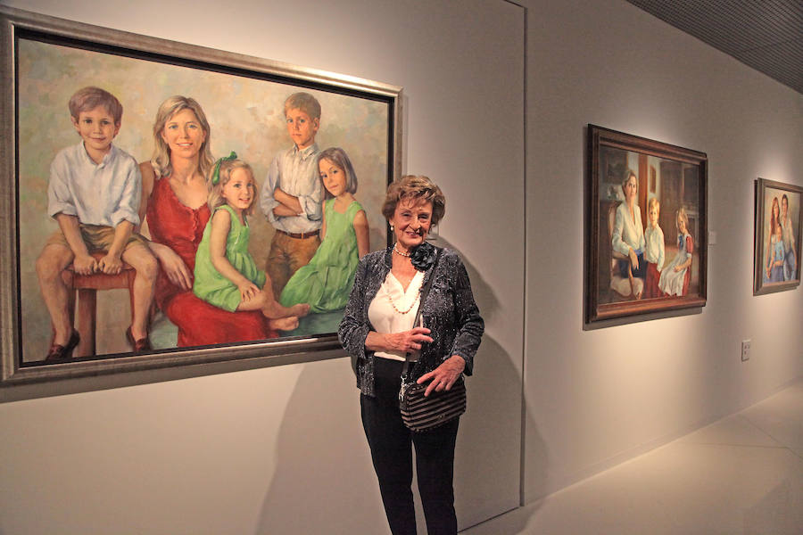El MUBA expone una muestra antológica con la obra de Teresa Romero