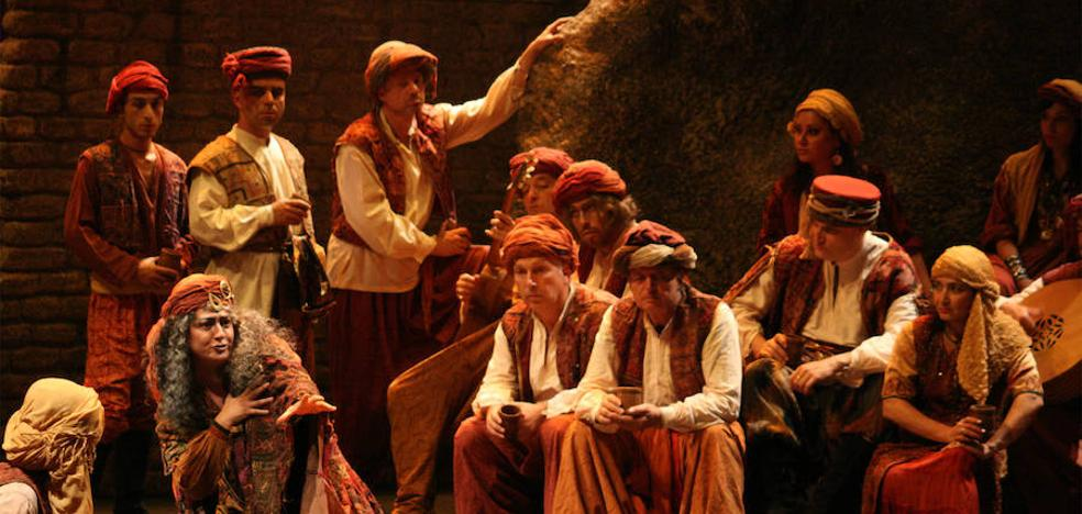 'El Trovador' de Verdi, en el López de Ayala de Badajoz