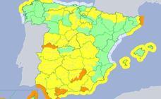 Toda Extremadura estará en alerta este jueves por fuertes vientos