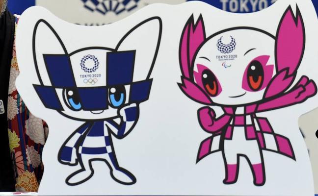 Tokio 2020 desvela sus mascotas, dos superhéroes futuristas