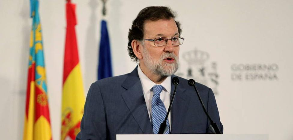 Rajoy visita el lunes Badajoz y se reúne en Elvas con el primer ministro portugués