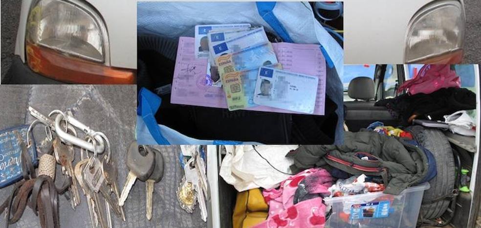 Detenido el autor de una docena de robos en varias localidades pacenses